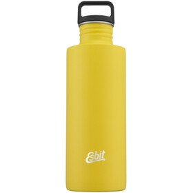 Esbit Sculptor Drinking Bottle 1l, sunshine yellow